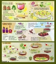 food_illustration_for_summer_by_begumaa-d7orc2o