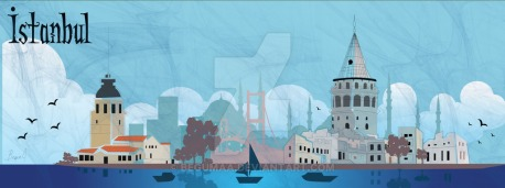 istanbul_illustration_by_begumaa-d7own9j
