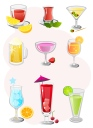 my_drink_icons_by_begumaa_d6aqbon